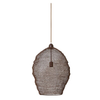 Light & Living Hanglamp 'Nikki' 45cm, gaas roest