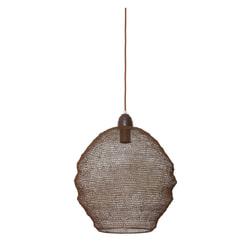 Light & Living Hanglamp 'Nina' 38cm, kleur Roest