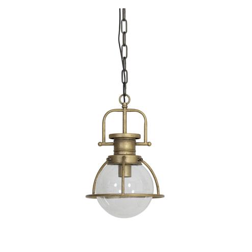 Light & Living Hanglamp 'Parly' 25cm, brons