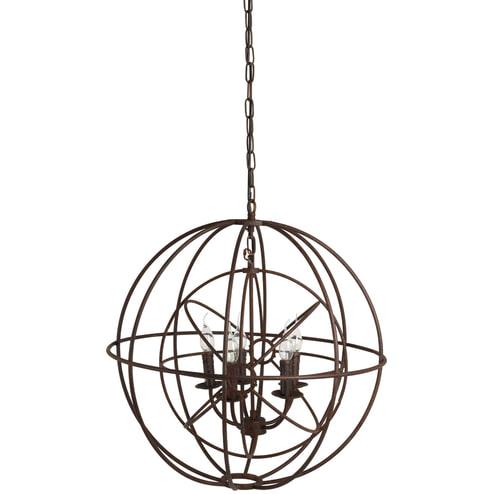 Light & Living Hanglamp 'Ruggiero' 5-Lamps