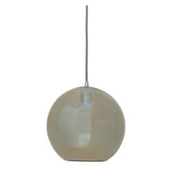 Light & Living Hanglamp 'Shiela' 30cm, metallic amber