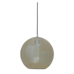 Light & Living Hanglamp 'Shiela' 30cm, metallic amber