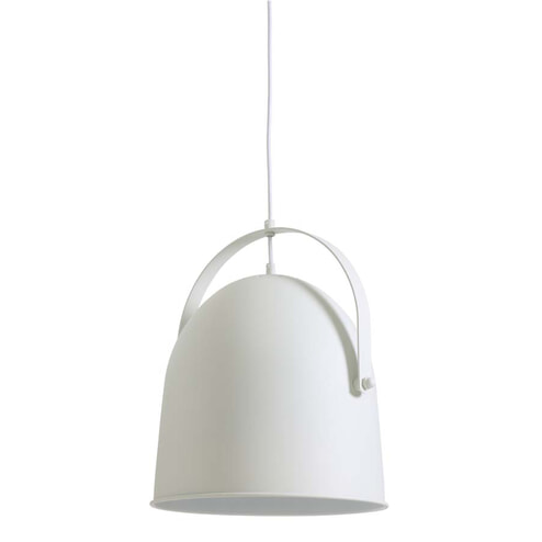 Light & Living Hanglamp 'Walada' 35cm, wit