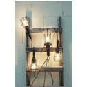 Light & Living Hanglamp 'Worker' Lantern, kleur zwart