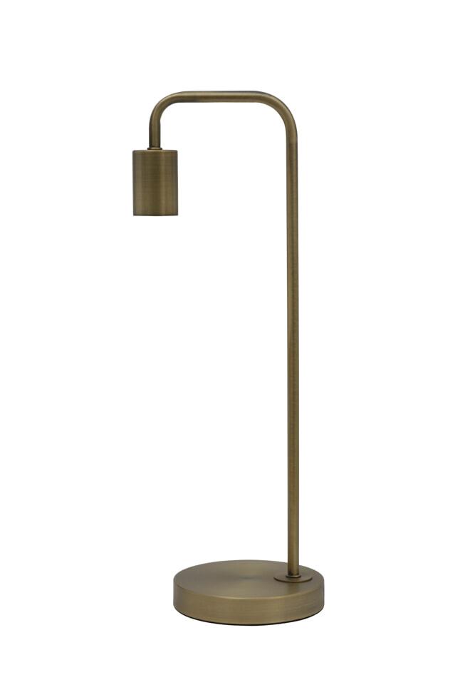 Light & Living Tafellamp 'Cody' kleur Mat Goud