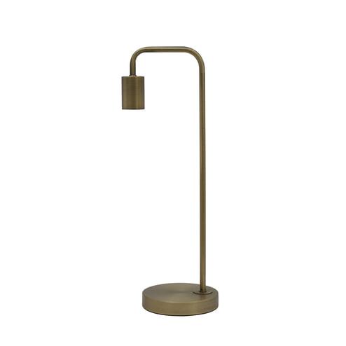 Light & Living Tafellamp 'Cody', mat goud