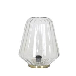 Light & Living Tafellamp 'Guido', helder