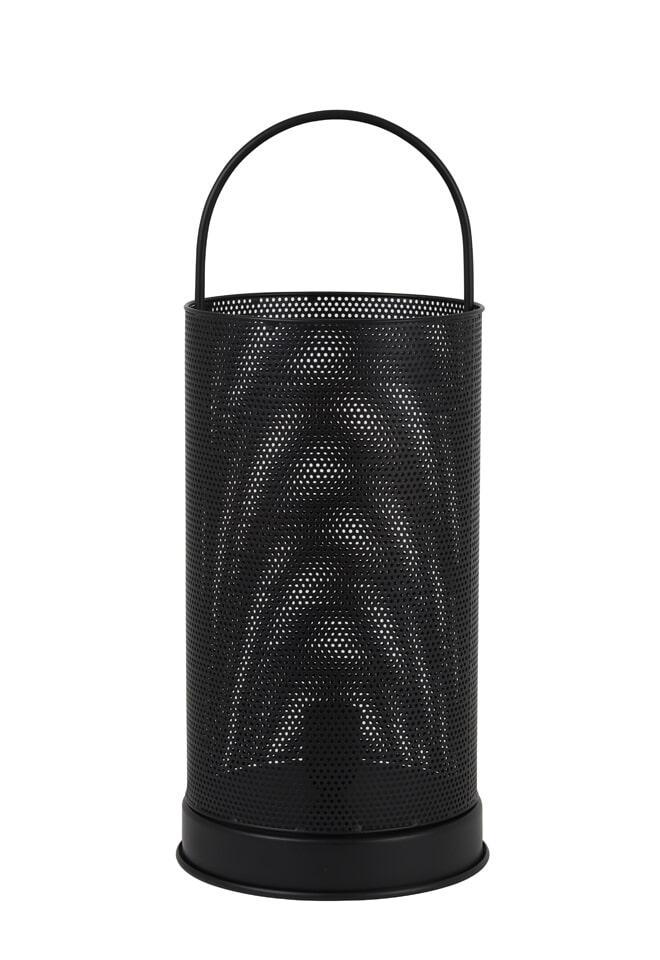 Light & Living Tafellamp 'Riley', mat zwart
