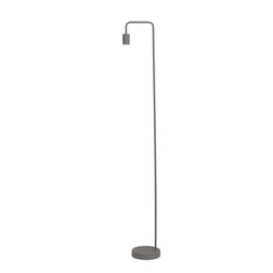 Light & Living Vloerlamp 'Cody', licht grijs, kleur