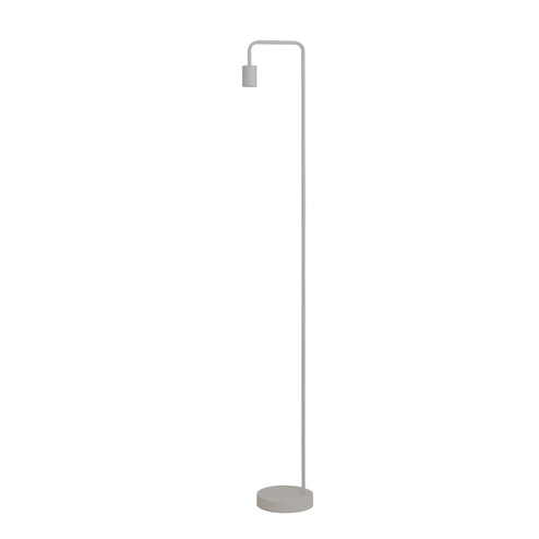 Light & Living Vloerlamp 'Cody', mat wit