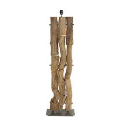 Light & Living Vloerlamp 'Gabrovo', hout