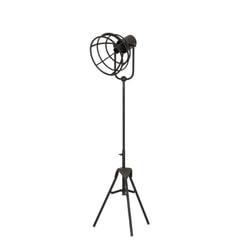 Light & Living Vloerlamp 'Gunar' driepoot, donker brons