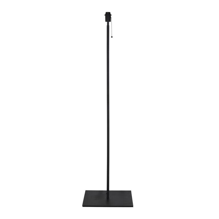 Light & Living Vloerlamp 'Mason', zwart