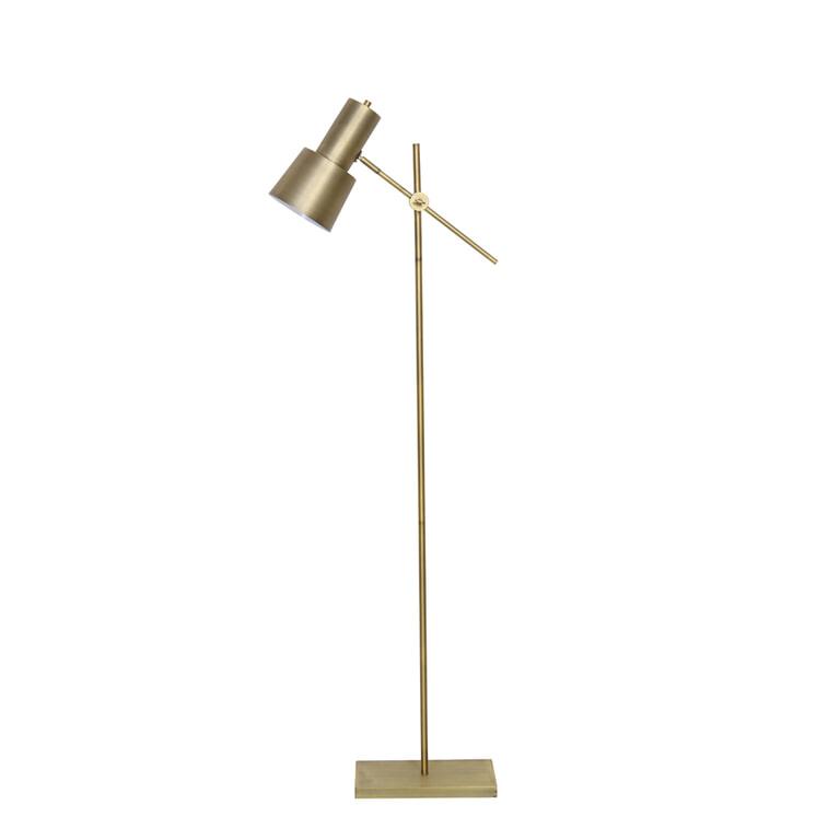 Light & Living Vloerlamp 'Preston', antiek brons