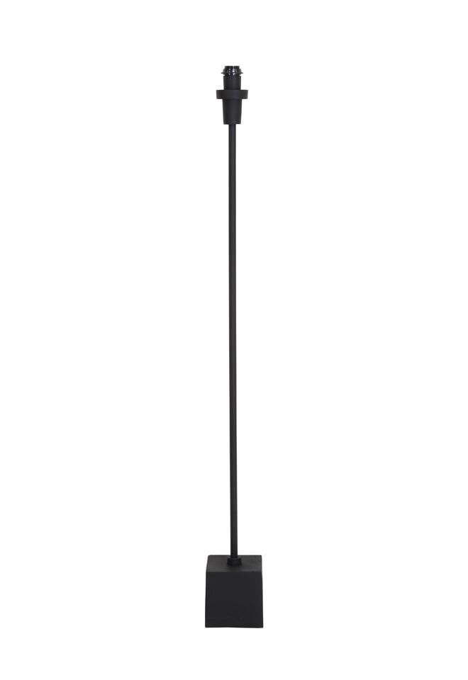 Light Living Vloerlamp 'Vathis', mat zwart