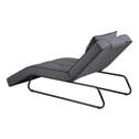 Bendt Loungestoel 'Thea' kleur grijs