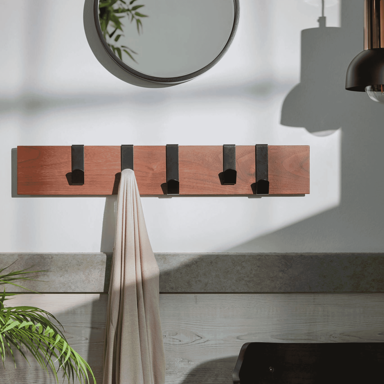 Kave Home Kapstok 'Mahdis', kleur Naturel