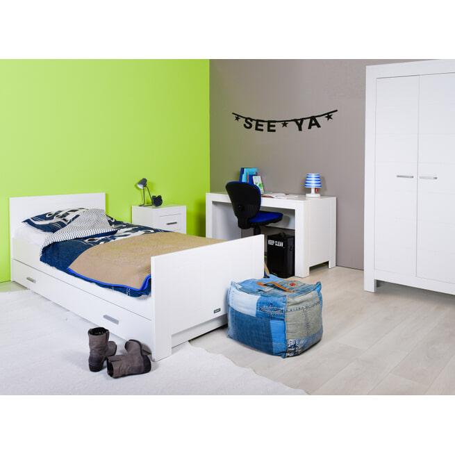 Bopita Bed 'Merel' 90 x 200cm, kleur wit