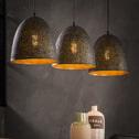 Mioni Hanglamp 'Ponce' 3-lamps