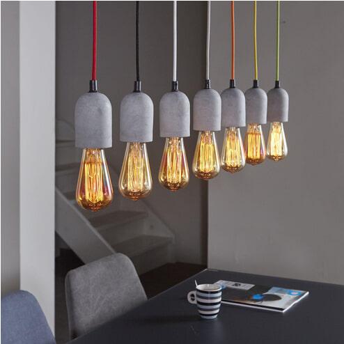 Mioni Hanglamp 'Sette' 7-lamps