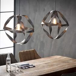 Mioni Hanglamp 'Spirale' 2-lamps