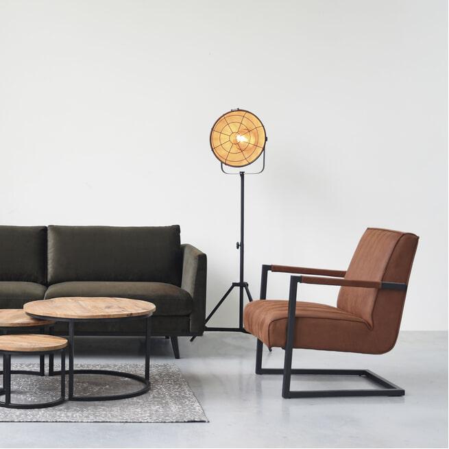 LABEL51 vloerlamp 'Max'