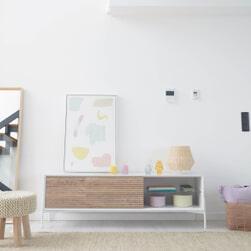 Kave Home TV-meubel 'Marielle' Essenhout, 167cm