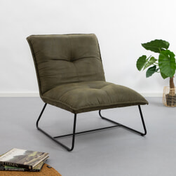 Tower Living Fauteuil 'Seda'