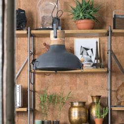 Dutchbone Hanglamp 'Raw' 47cm