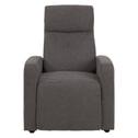 Bendt Relax Fauteuil 'Carl' kleur grijs