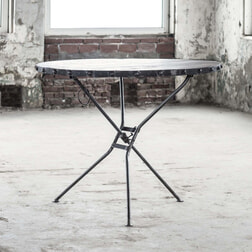 Ronde eettafel 'Rift', 100cm