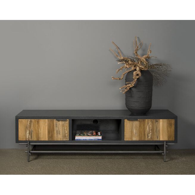 Tower Living TV-meubel 'Pesaro' Teakhout, 180cm