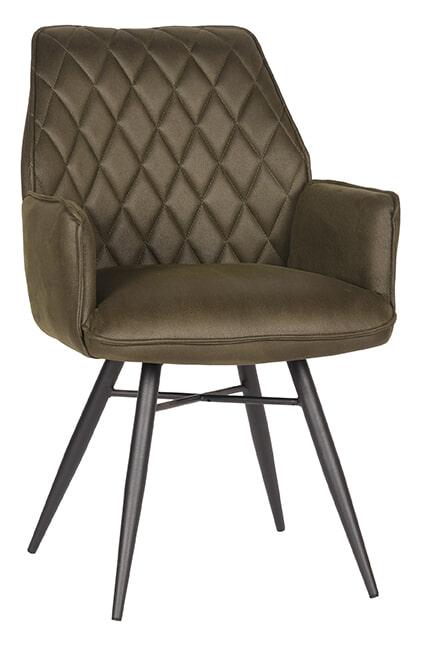 Op SlaapkamerComfort: Alles voor slapen is alles over meubelen te vinden: waaronder meubelpartner en specifiek LABEL51 Eetkamerstoel Bink, kleur Groen (LABEL51-Eetkamerstoel-Bink-kleur-Groen46925)
