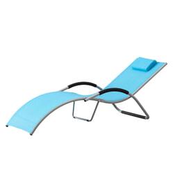 SenS-Line Ligbed 'Siesta' kleur blauw