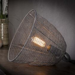 Tafellamp 'Clea' Gaas, Ø30cm