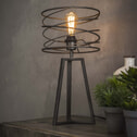Tafellamp 'Curl' Driepoot Ø27cm