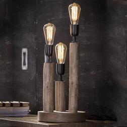 Tafellamp 'Nicolas' 3-lamps