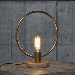 Tafellamp 'Rae' rond