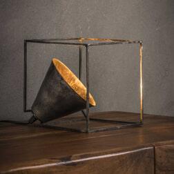 Tafellamp 'Rift' 20 x 20cm