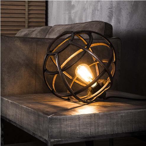 Tafellamp 'Tatsuya' Ø33 cm