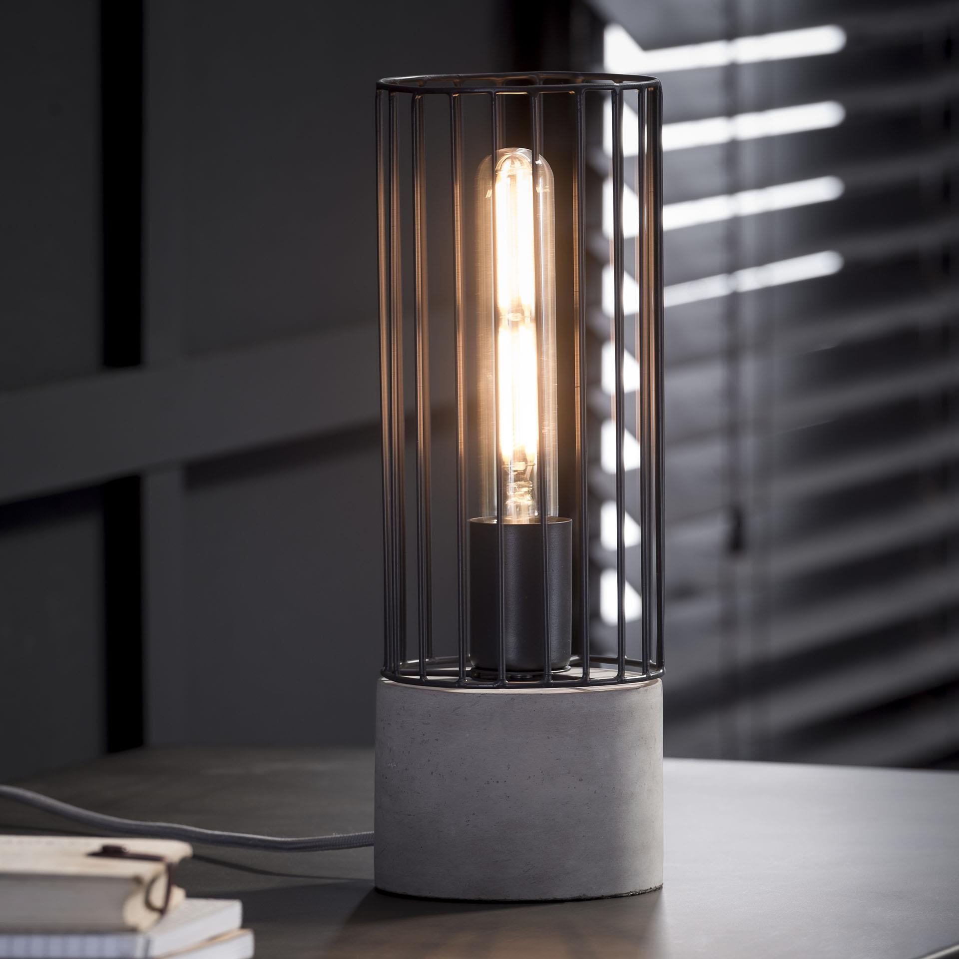 Tafellamp 'Tim' Verlichting   Tafellampen vergelijken doe je het voordeligst hier bij Meubelpartner