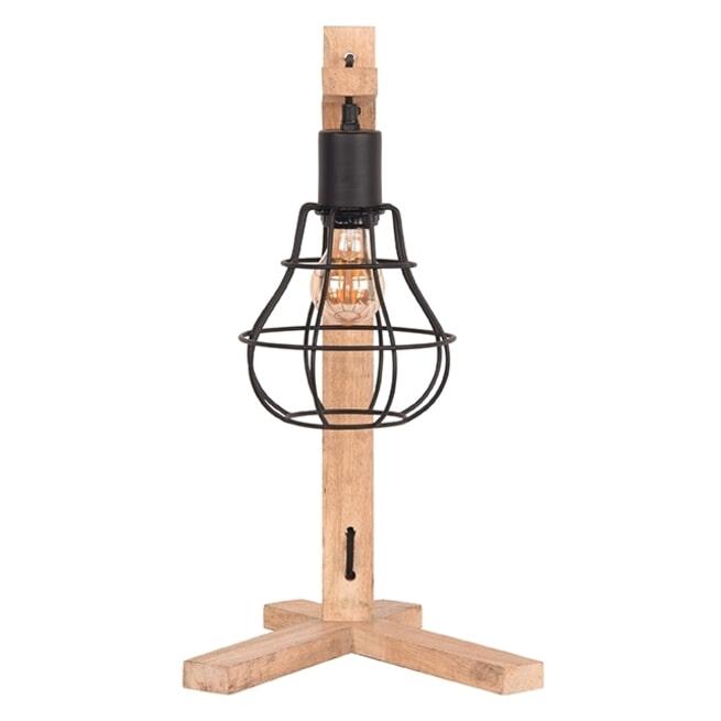 LABEL51 Tafellamp 'Drop', Mangohout