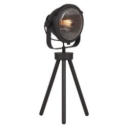 LABEL51 Tafellamp 'Tuk-Tuk', Metaal, kleur Zwart