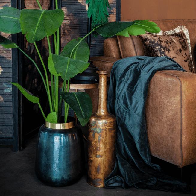 By-Boo Vaas 'The Nile 1' 64cm hoog