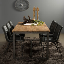 Tower Living Eettafel 'Potenza'