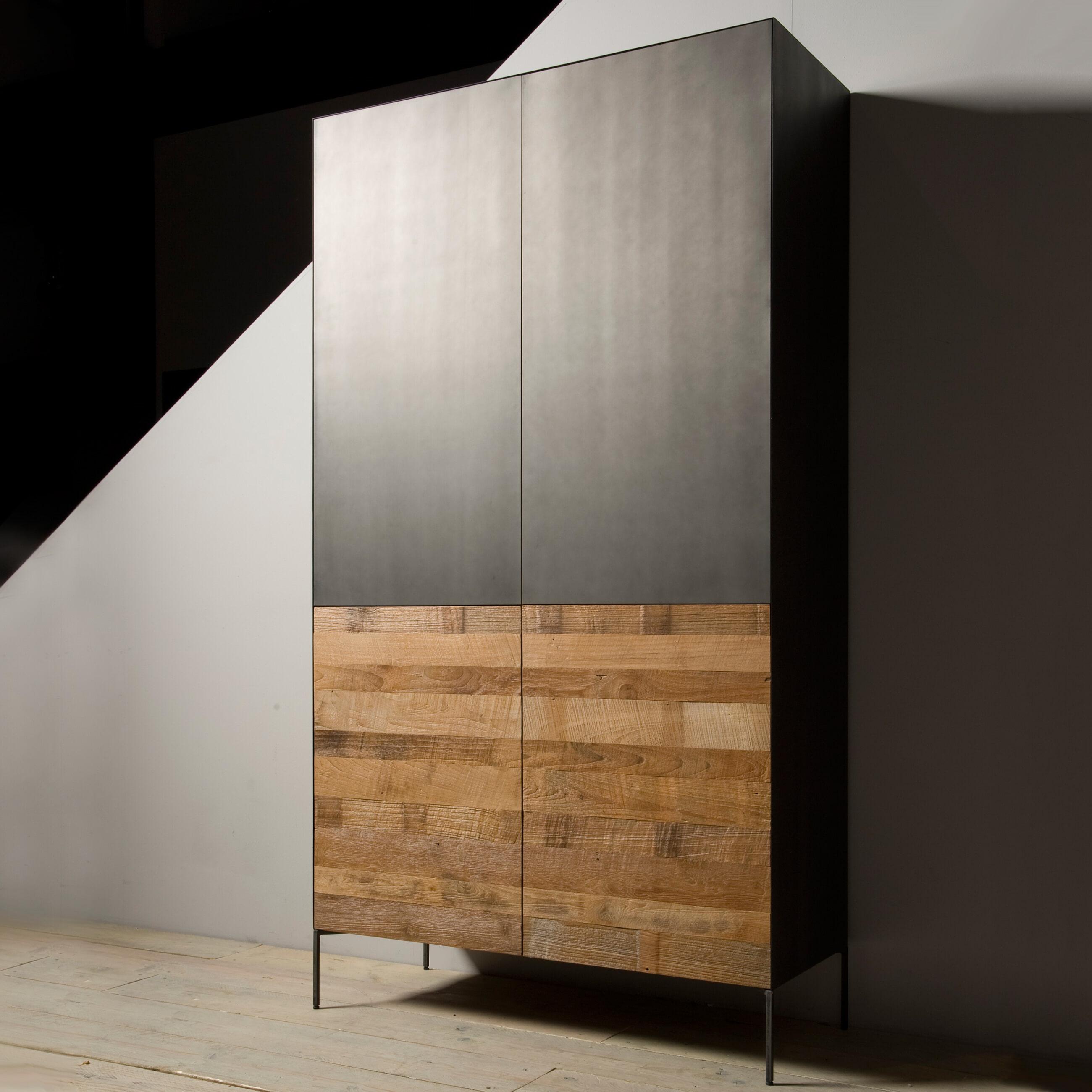 Tower Living Opbergkast 'Pandora' Kasten | Opbergkasten vergelijken doe je het voordeligst hier bij Meubelpartner