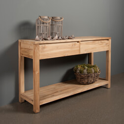 Tower Living Sidetable 'Corona' met 2 laden