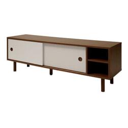 Bendt Tv-meubel 'Amalie' 150cm met 2 schuifdeuren