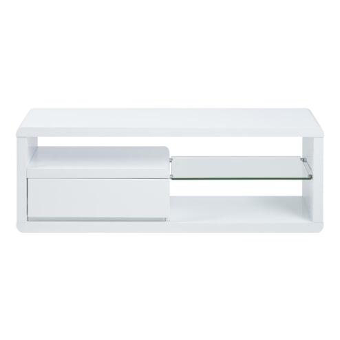 Bendt Tv-meubel 'Carsten' 120cm, kleur wit