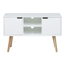 Tv-meubel 'Isaac' kleur wit